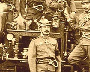 DHZ Dúbravka - historická fotografia