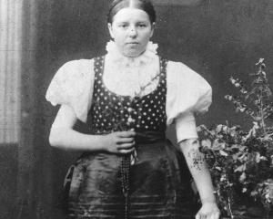 Agneša Matrková 1914