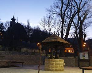 Park Horanská studňa