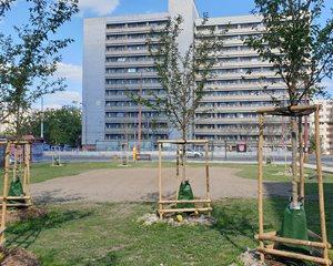 Park Saratovská