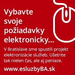 elektronické služby