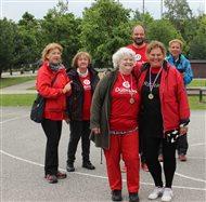 Športový deň seniorov