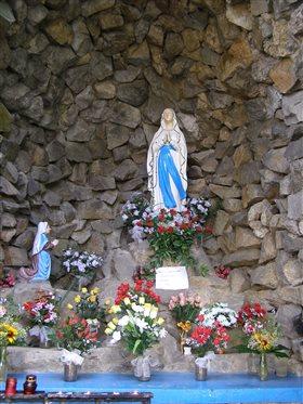 Jaskyňa Panny Márie