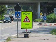POZOR! Zmena organizácie dopravy pri výjazde na D2 pri ŽST Lamač!
