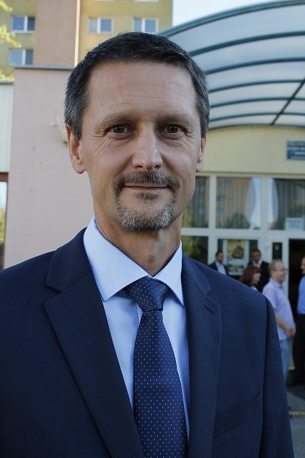 Ing. Rastislav Bagar - prednosta Miestneho úradu mestskej časti Bratislava-Dúbravka