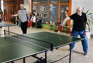 Turnaj seniorov v stolnom tenise