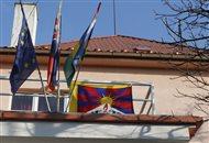 Vlajka pre Tibet