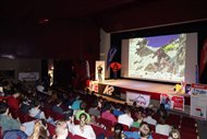 Snehová vločka-skialpový filmový festival