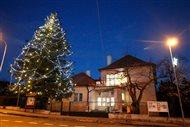 Miestny úrad počas vianočných prázdnin