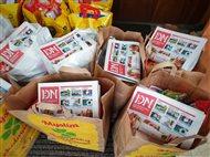 Balíčky pomoci pre Dúbravčanov