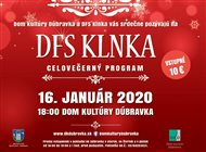 DFS Klnka – celovečerný program