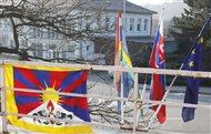 Vlajka pre Tibet 2020