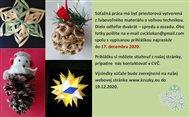 Vianočná ozdoba 2020 - súťaž