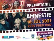 Letné kino v Dúbravke