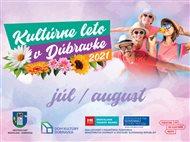 Kultúrne leto v Dúbravke