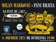 Milan Markovič kabaret: Na plnú hudbu