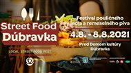 Street food festival Dúbravka