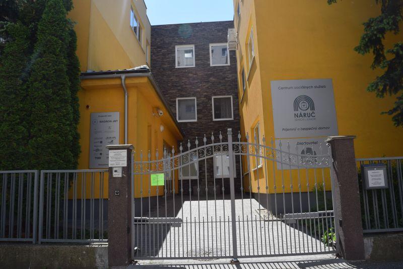 NÁRUČ Senior & Junior budova