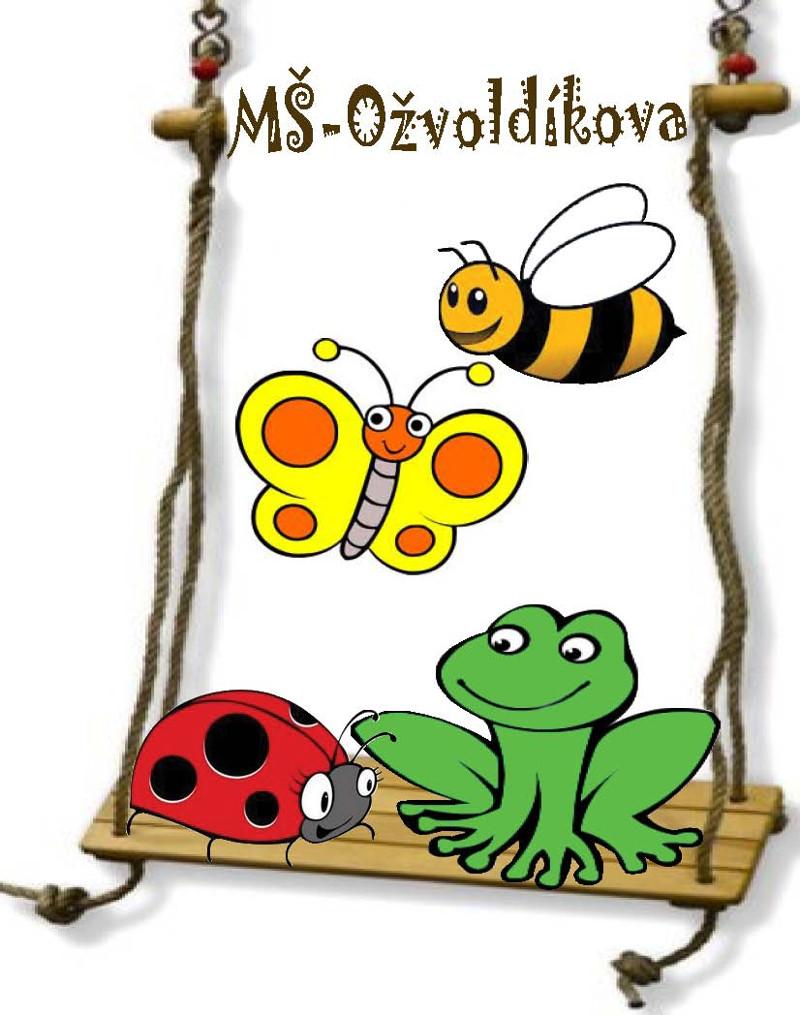 ZR MŠ Ožvoldíkova logo