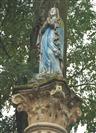 Panna Mária na stĺpe