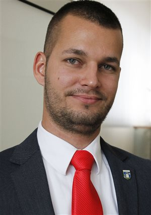 zástupca starostu PhDr. Luboš Krajčír