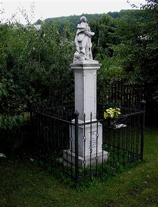 Socha sv. Vendelína